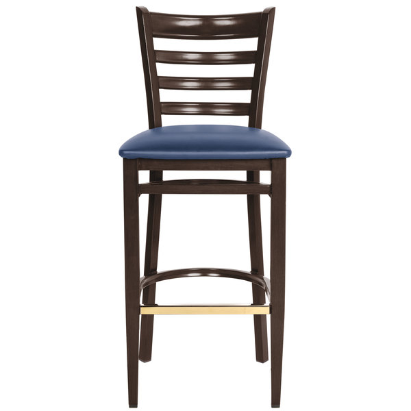 Named For Their Toughness And Durability, The Lancaster Table U0026 Seating  Spartan Series Metal Ladder Back Chair Is Sure To Stand Up To Long Term Use  In Your ...