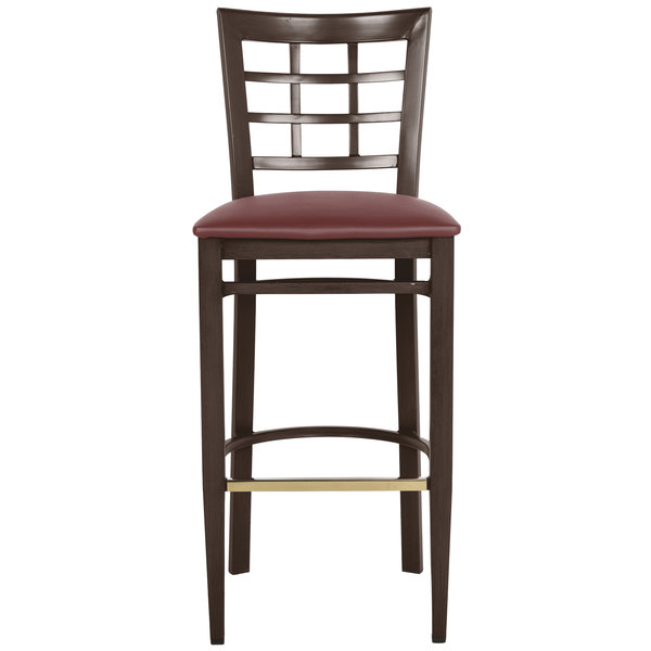 Named For Its Toughness And Durability, The Lancaster Table U0026 Seating  Spartan Series Metal Window Back Chair Is Sure To Stand Up To Long Term Use  In Your ...