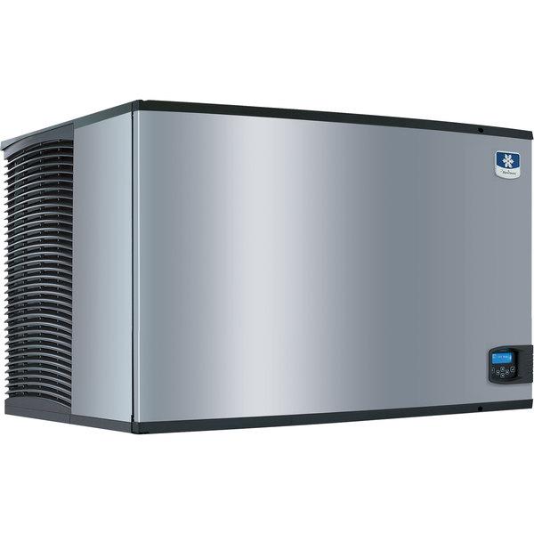 "Manitowoc IY-1496N Indigo Series 48"" Remote Condenser Half Size Cube Ice Machine - 208V, 1 Phase, 1588 lb."