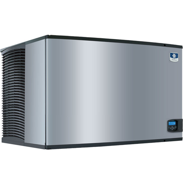 "Manitowoc ID-1406A Indigo Series 48"" Air Cooled Full Size Cube Ice Machine - 208V, 1 Phase, 1629 lb."