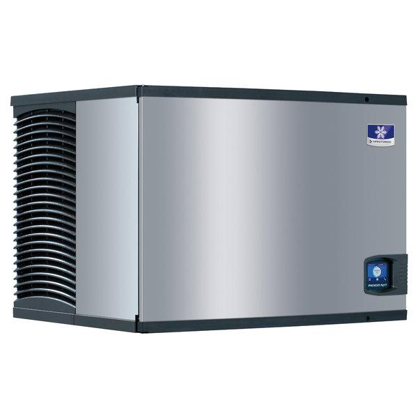 """Manitowoc IYT1500W Indigo NXT Series 48"""" Water Cooled Half Size Cube Ice Machine - 208-230V, 3 Phase, 1770 lb. Main Image 1"""