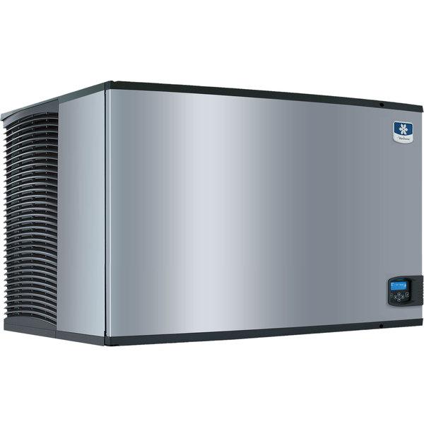 "Manitowoc ID-1406W Indigo Series 48"" Water Cooled Full Size Cube Ice Machine - 208V, 1 Phase, 1585 lb."
