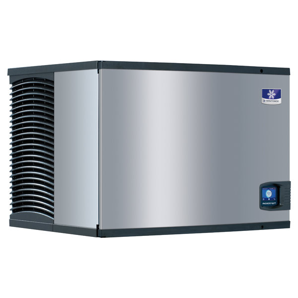 "Manitowoc IDT1500W Indigo NXT Series 48"" Water Cooled Full Size Cube Ice Machine - 208-230V, 3 Phase, 1725 lb."