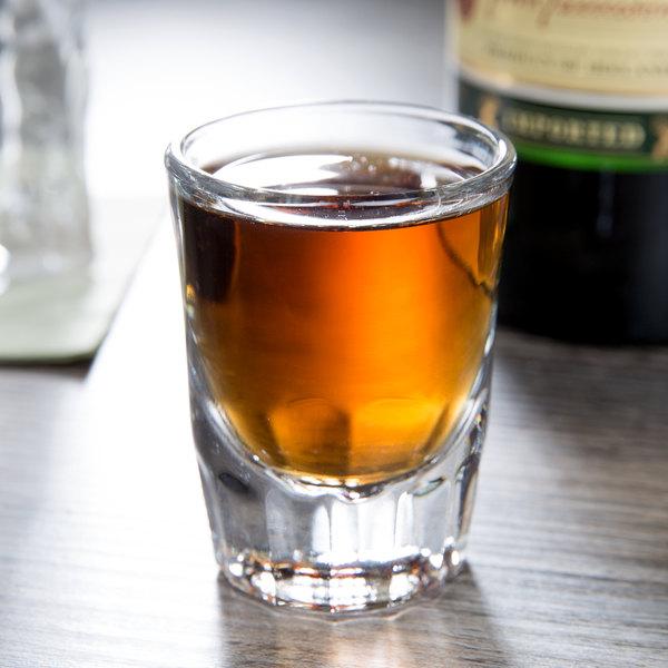 Anchor Hocking 5282U 2 oz. Whiskey / Shot Glass - 12/Pack