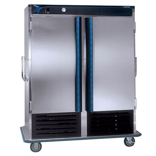 Cres Cor R-171-SUA-20 ChillTemp Two Door Refrigerated Cabinet - Holds 20 Pans Main Image 1