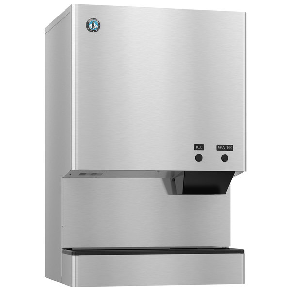 Hoshizaki DCM-500BWH Countertop Ice Maker and Water Dispenser - 40 lb. Storage Water Cooled Main Image 1