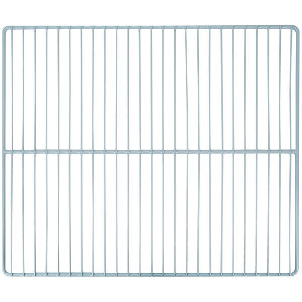 """Avantco 178SHELFUBB Coated Wire Shelf - 22 1/2"""" x 21 1/2"""""""