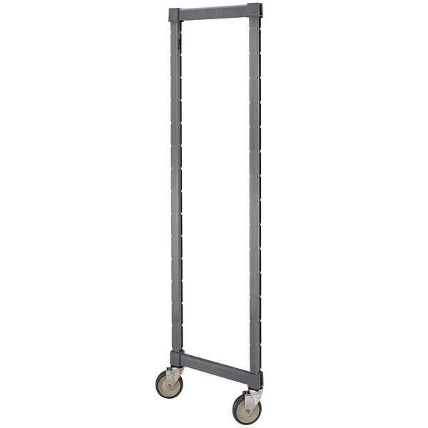 "Cambro EMPK2478580 Camshelving® Elements 24"" x 78"" Mobile Post Kit"