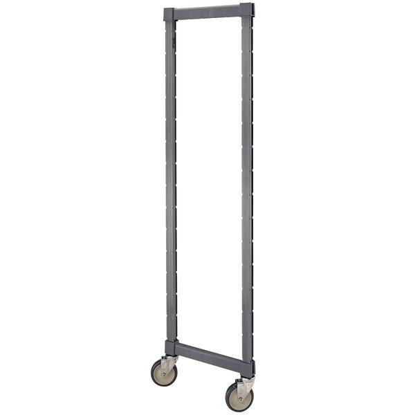 "Cambro EMPK2470580 Camshelving® Elements 24"" x 70"" Mobile Post Kit"
