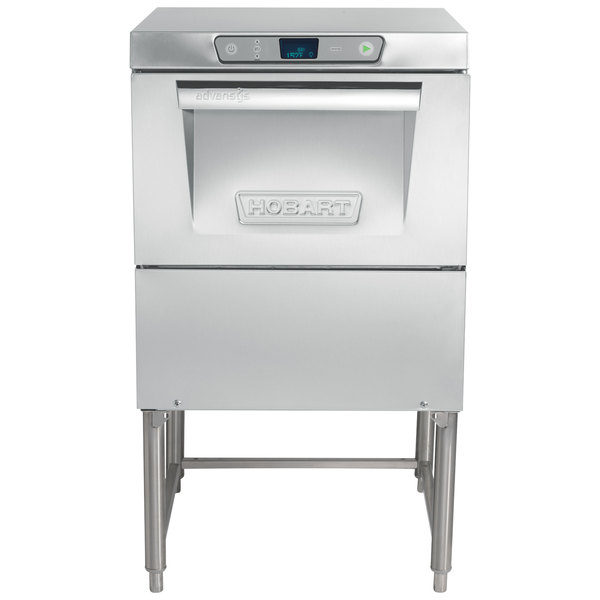 Hobart LXGePR-1 Advansys PuriRinse Low Temperature Glass Washer - 120V