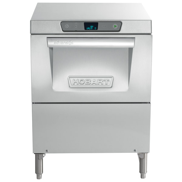 Hobart LXGeR2 Advansys Energy Recovery High Temperature Glass Washer - 120/208-240V