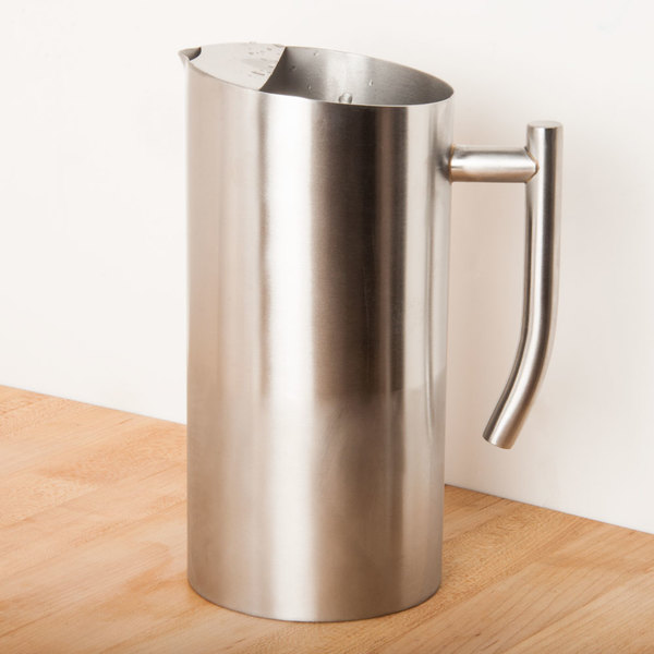 American Metalcraft WPSF33 33 oz. Satin Finish Pitcher
