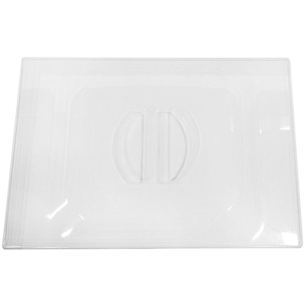 Turbo Air PC-48J Clear Polycarbonate Pan Cover
