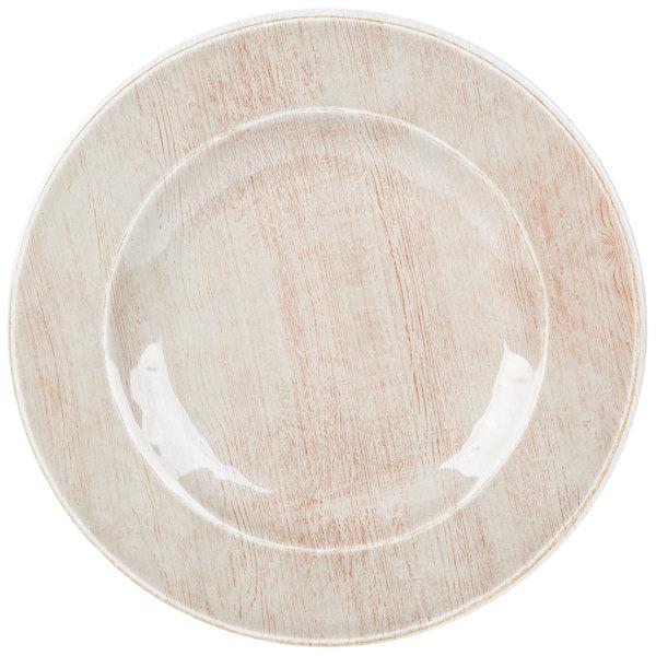 Carlisle 6400470 Grove 12 1/2  Adobe Round Melamine Charger Plate - 12/Case  sc 1 st  WebstaurantStore & Carlisle 6400470 Grove 12 1/2