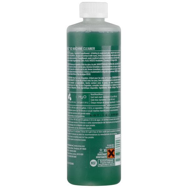 Urnex 15-FRZ12-14 14 oz. Freez Nickel Safe Ice Machine Cleaner