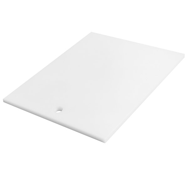 """Eagle Group 326269 28"""" x 20"""" Polyboard Sink Bowl Cover"""