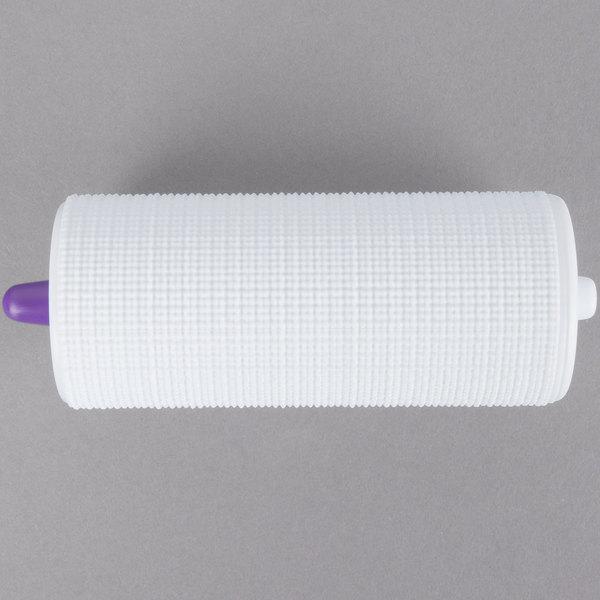 Wilton 1907-1358 Fabric / Burlap Pattern Fondant / Gum Paste Roller
