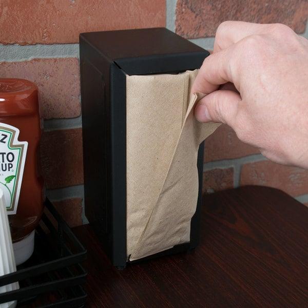 Choice Kraft Natural Tall-Fold Dispenser Napkin - 8000/Case