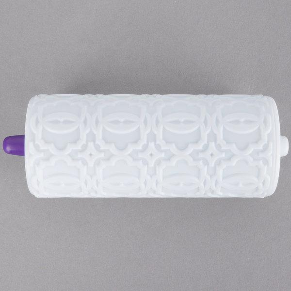 Wilton 1907-1343 Geometric Pattern Fondant / Gum Paste Roller