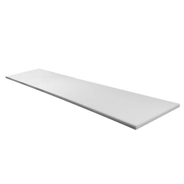 "True 915127 Equivalent 93"" x 19 1/2"" Cutting Board"