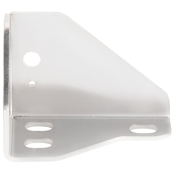 "Avantco 178HNGCFDGBR Bottom Right Hinge Bracket - 4 3/4"" x 1 1/2"" x 1 3/8"""