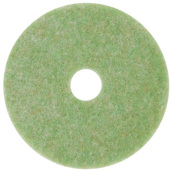 "3M 5000 20"" TopLine Autoscrubber Floor Pad - 5/Case Main Image 1"