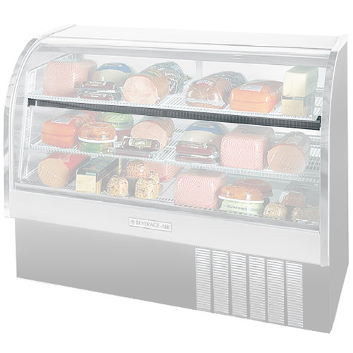 """Beverage-Air 27B01S023D Shelf Light for CDR5/1 61"""" Curved Glass Refrigerated Display Case"""