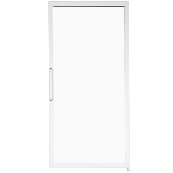 "Avantco 17817564 Right Hinged Glass Door - 26 3/4"" x 3 1/4"" x 53 1/2"""