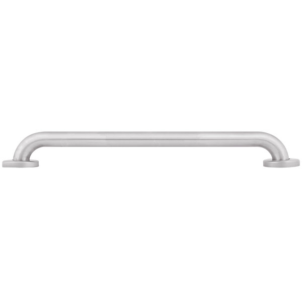 Lavex Janitorial 24 inch Handicapped Restroom Grab Bar