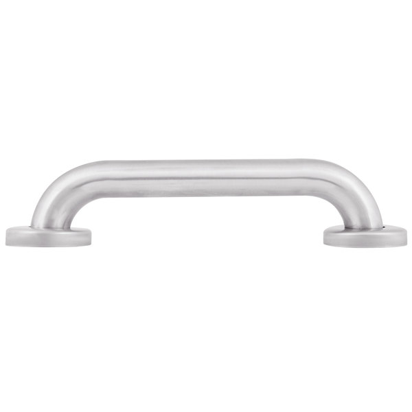 Lavex Janitorial 12 inch Handicapped Restroom Grab Bar
