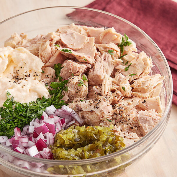 Premium Chunk White Albacore Tuna - 66.5 oz. Can Main Image 2