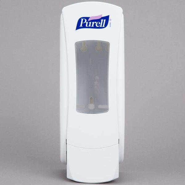 Purell® 8820-06 ADX-12 1200 mL White Manual Hand Sanitizer Dispenser