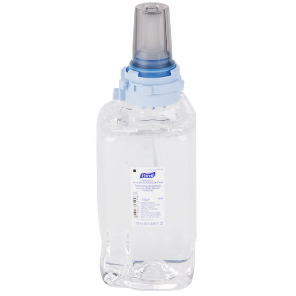 Purell® 8805-03 ADX Advanced 1200 mL Foaming Instant Hand Sanitizer - 3/Case