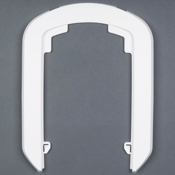 GOJO® 1990-WHT-12 White True Fit Wall Plate for LTX-12 Dispensers