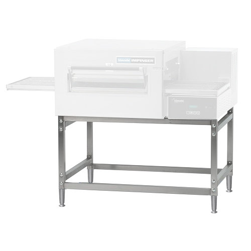 Lincoln 1121-1 Stainless Steel Equipment Stand with Legs