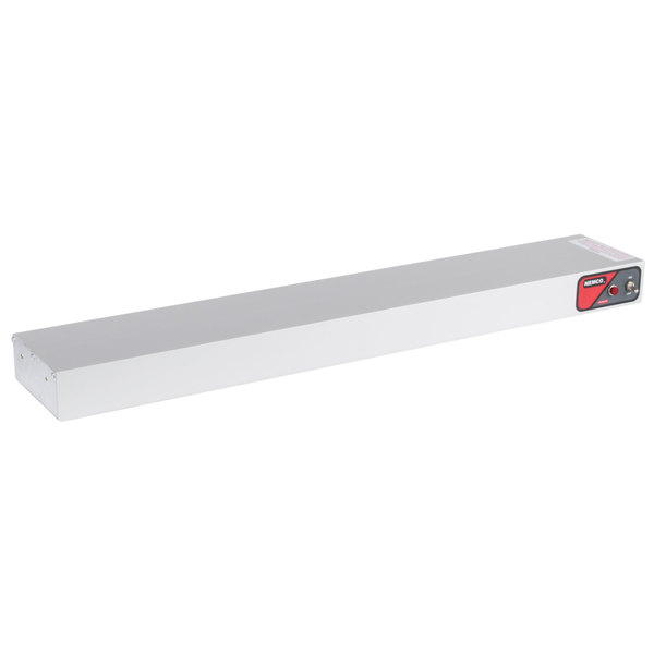 """Nemco 6150-36 36"""" Single Infrared Strip Warmer with On/Off Toggle Controls - 208V, 850W"""