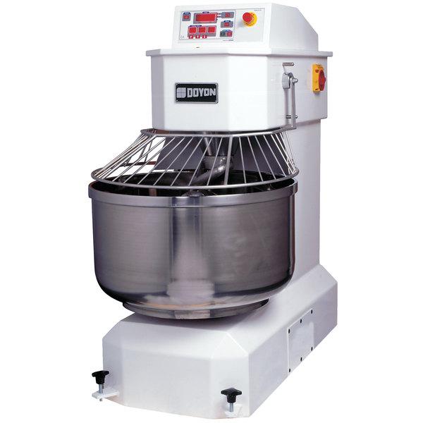 Doyon AEF080 280 lb. Spiral Dough Mixer with 175 Qt. Bowl - 208/240V, 3 Phase, 10 hp