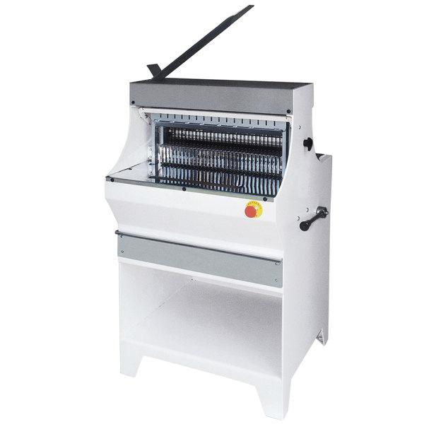 "Doyon CPF418 Floor Model Bread Slicer - 3/4"" Cutting Width Main Image 1"