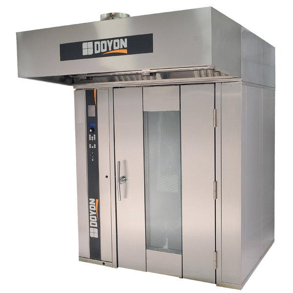 Doyon SRO2E Electric Double Rotating Rack Bakery Convection Oven - 240V, 3 Phase, 51kW