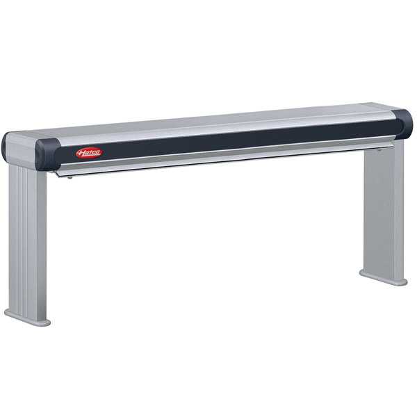 """Hatco GR2A-66 66"""" Glo-Ray Designer Single Infrared Strip Warmer with Remote Controls - 208V, 1160W Main Image 1"""