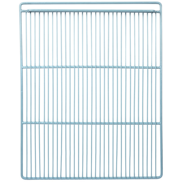 "Avantco 178SHELFCFD Left / Right Coated Wire Shelf - 20 7/8"" x 25 3/16"""