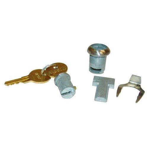 Beverage-Air 61C11-049D-02 Door Lock for LV66 Series Main Image 1
