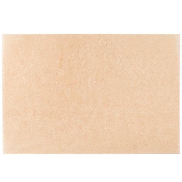 Baker's Mark PanPal 24 inch x 16 inch Full Size Unbleached Quilon® Coated Parchment Paper Bun / Sheet Pan Liner Sheet - 1000/Case