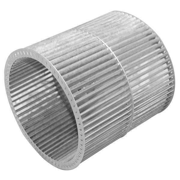 "Curtron 105-60RBLOWER Galvanized Steel Right Blower Wheel - 60"""
