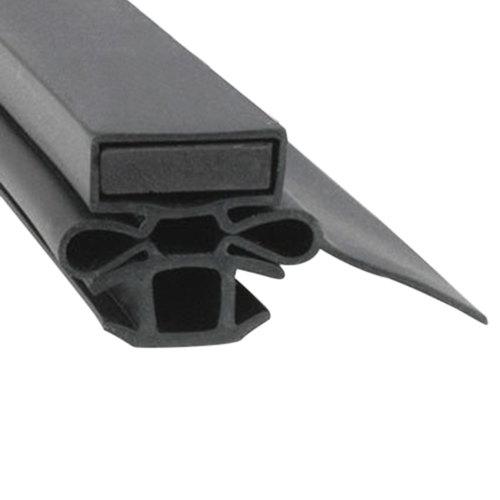 """Turbo Air 30223U0200 Equivalent Magnetic Door Gasket - 26 1/2"""" x 28"""""""