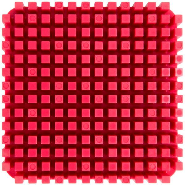 """Nemco 57417-1 1/4"""" Red Push Block"""