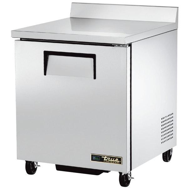 True TWT-27-ADA 27 inch Single Door ADA Compliant Worktop Freezer