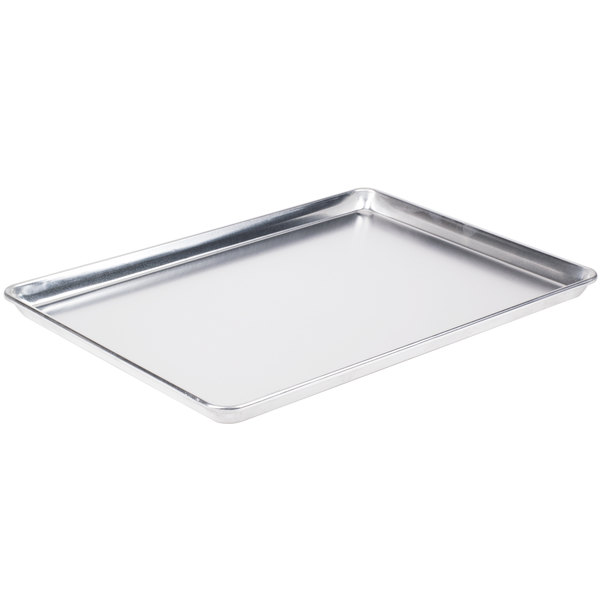 2 3 Aluminum Baking Sheet Pan 16 X 22 Webstaurantstore