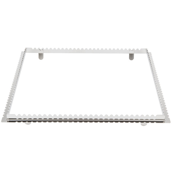 """Rational 60.72.421 25 9/16"""" x 20 7/8"""" Grill and Tandoori Skewer Frame"""
