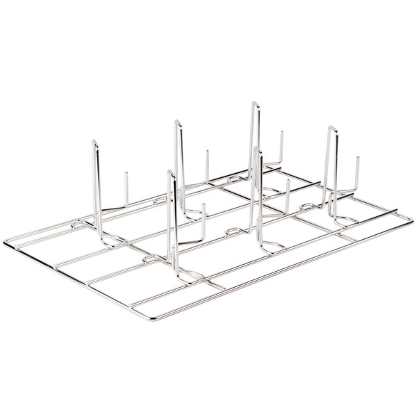 Rational 6035.1016 4 lb. Chicken and Duck Super Spike - 6 Bird Capacity